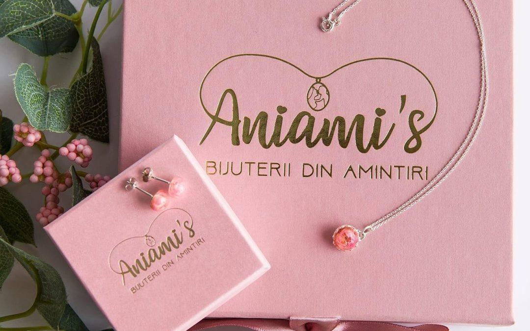 Povestea bijuteriilor cu lapte matern: Aniami's – cadoul nepretuit al maternitatii