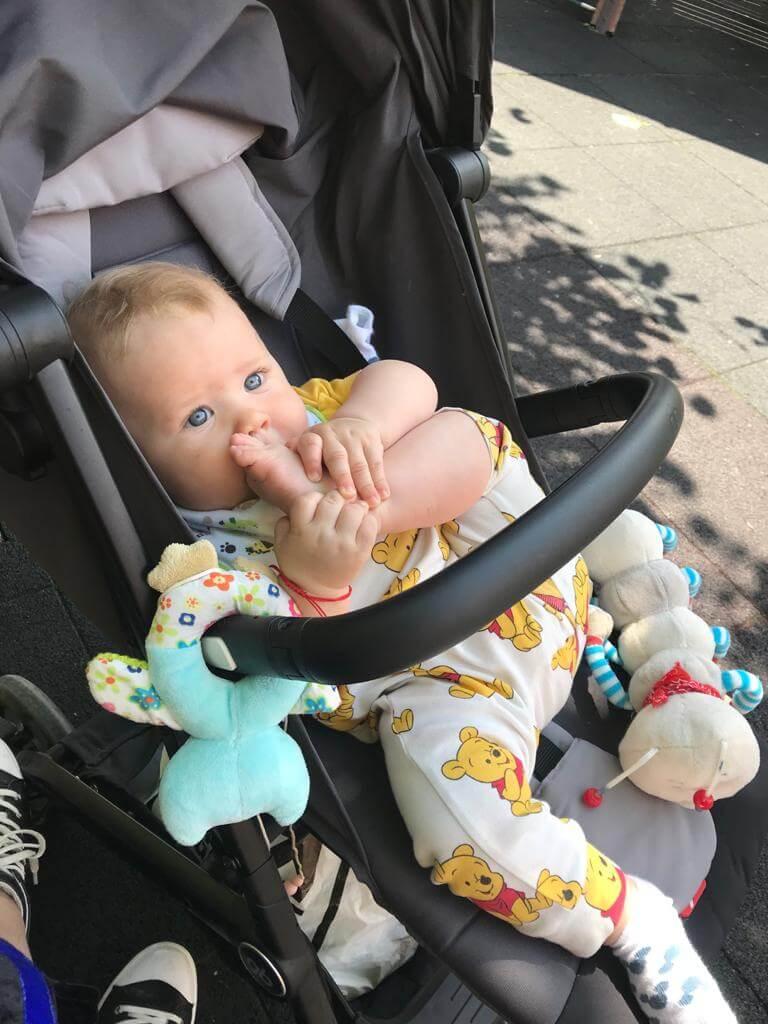 aventurile lui nikolai viata cu bebe primul an